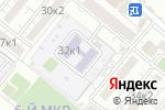 Схема проезда до компании Лучик в Астрахани