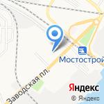 Стимул на карте Астрахани