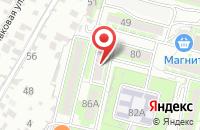 Схема проезда до компании Автошкола в Астрахани