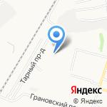 Золотая середина на карте Астрахани