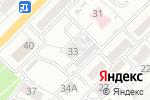 Схема проезда до компании Генераль в Астрахани