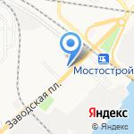 Аптека №25 на карте Астрахани