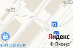 Схема проезда до компании Магазин бытовой химии и искусственных цветов в Солянке