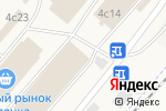 Схема проезда до компании Оптово-розничный магазин в Солянке