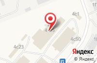 Схема проезда до компании Торговая фирма в Солянке