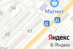 Схема проезда до компании Аптека №25 в Астрахани