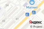 Схема проезда до компании Почтовое отделение №15 в Астрахани
