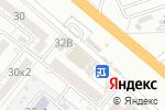 Схема проезда до компании Свит в Астрахани