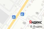 Схема проезда до компании 777 в Астрахани