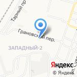 Ателье по ремонту и пошиву одежды на карте Астрахани