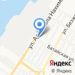 777 на карте Астрахани