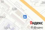 Схема проезда до компании По Пути в Астрахани