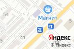 Схема проезда до компании Курочка гриль в Астрахани