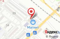 Схема проезда до компании ТИТАН-2 в Астрахани