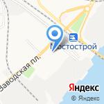 Кабинет медицинских комиссий для иностранных граждан на карте Астрахани