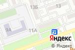 Схема проезда до компании Кабинет УЗИ-диагностики в Астрахани