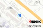 Схема проезда до компании Магистраль в Астрахани