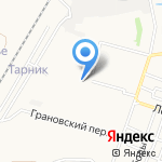 Удача на карте Астрахани
