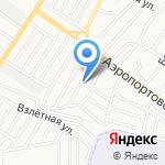 Ремонтно-строительная фирма на карте Астрахани