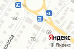 Схема проезда до компании У якоря в Астрахани