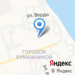 Средняя общеобразовательная школа №22 с дошкольным отделением на карте Астрахани