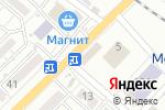 Схема проезда до компании Дружба в Астрахани