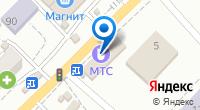 Компания Аленушкино на карте