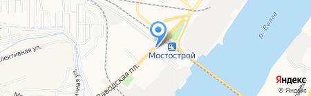 Ноутбук-сервис на карте Астрахани