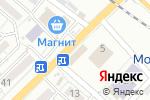 Схема проезда до компании Аленушкино в Астрахани