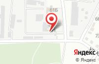 Схема проезда до компании Чистый город в Астрахани