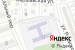 Схема проезда до компании Средняя общеобразовательная школа №29 с дошкольным отделением в Астрахани