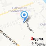 Средняя общеобразовательная школа №29 с дошкольным отделением на карте Астрахани