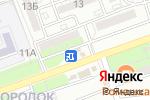 Схема проезда до компании Kontrast Promenade в Астрахани