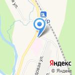 Кафе-кулинария на карте Йошкар-Олы