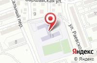 Схема проезда до компании Средняя общеобразовательная школа №29 в Астрахани