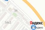 Схема проезда до компании Канцелярский магазин в Астрахани