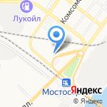 Межрегиональная Распределительная Сетевая Компания Юга на карте Астрахани