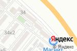 Схема проезда до компании Фаэтон в Астрахани