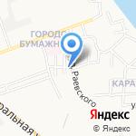 Удачной рыбалки на карте Астрахани