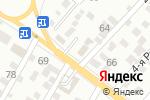 Схема проезда до компании Блеск Авто в Астрахани