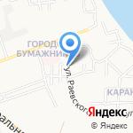Кашапов Р.Ф. на карте Астрахани