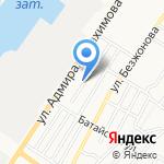 Окнастрой-Сервис на карте Астрахани