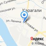 РАДМАР на карте Астрахани