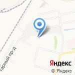Овация на карте Астрахани