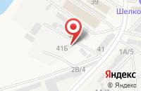 Схема проезда до компании Рада в Солянке