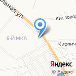 Капитал Ломбард на карте Астрахани