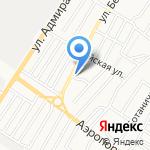 ЦПП-Юг на карте Астрахани
