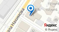 Компания Строительные материалы на карте