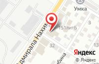 Схема проезда до компании Магазин строительных материалов в Астрахани