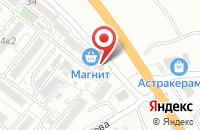 Схема проезда до компании Цветочный дизайн в Астрахани